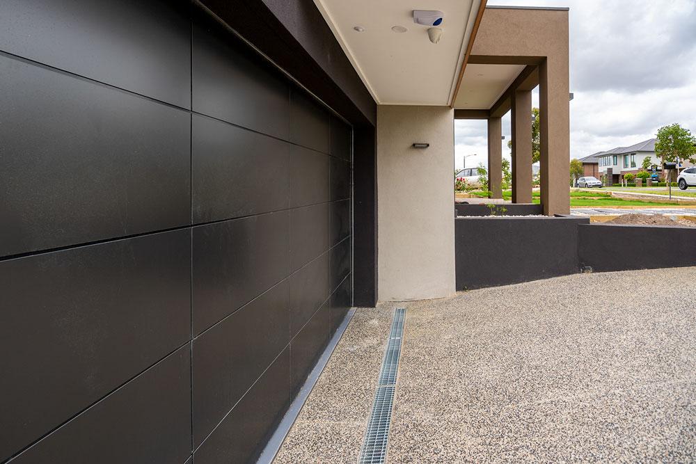 Custom Garage Door, Alumicomp